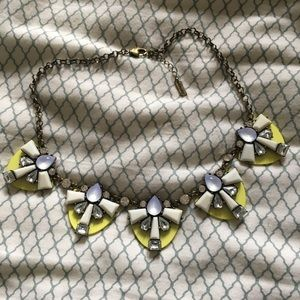 baublebar jcrew inspired necklace
